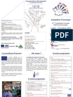 inauguration JRC semestre Francais IT
