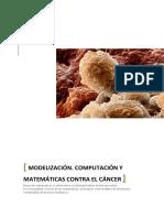 Modelizacion Matematica- Contra El Cancer