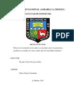 Efecto de La Inclusion de Dos Aditivos Sensoriales en El Sobre Los Parámetros Productivos en Pollos de Carne (15-05)