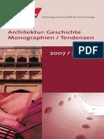 ABV Architektur Geschichte