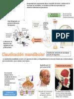 Anhedonia y claudiación mandibular