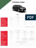 Mitsubishi Motors Ficha Tecnica (1)