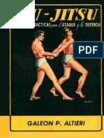 Jiu-Jitsu Lecciones Prácticas Para El Ataque y La Defensa