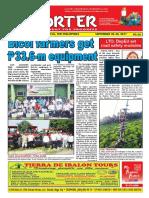 Bikol Reporter September 24 - 30, 2017 Issue
