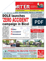 Bikol Reporter October 29 - November 4, 2017 Issue