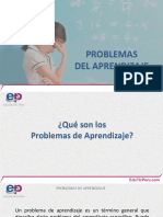21. Problemas de Aprendizaje