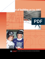 International Ice Hockey Federation - Ice Rink Manual