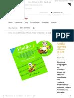 [Cliqueapostilas.com.Br] Metodo Violao Samba Choro CIA