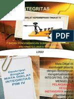 MD Integritas Pim IV