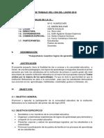 Proyecto i Dí a Del Logro 2018