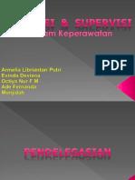 Pendelegasian Dan Supervisi-ppt