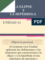 Elipse Hiperbola