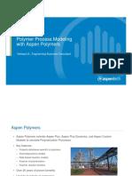 Polymer Modeling 2016
