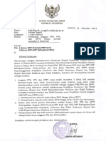 Surat Edaran Larangan Dua Kali KPU Pusat.pdf