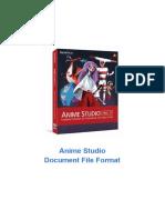 An i Me Studio Document File Format