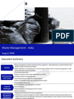 Waste Management India Sample 091118011723 Phpapp02
