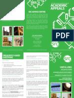 SRC - Academic Appeals Leaflet