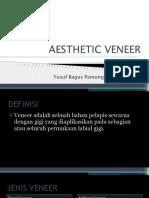 Aesthetic Veneer PDF