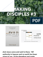 Making Disciples 3