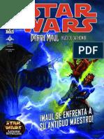 Darth Maul - Hijo de Dathomir  #4