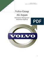 information management (Volvo)