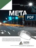 META LED Lighting for Street & Highway Lighting by Lighting Technology