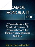 Damos honor a ti - copia.pptx