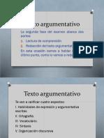 Texto Argumentativo Abril 2016