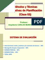 Métodos y técnicas de planif._clase 03.ppt
