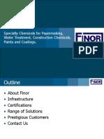 Finor Piplaj Chemical Limited