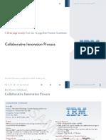 Collaborative Innovation Process