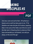 Making Disciples 5