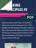 Making Disciples 5