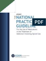Opioid Nice GL 2015