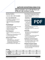Datasheet_33FJ256 series