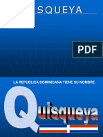 Quisqueya Presentation