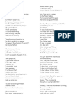 Choral Speaking Script for Primary School EDITED