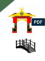 gapura jembatan