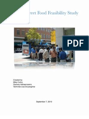 Atlanta Street Food Feasibility Study | Street | Foods