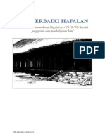 Perbaiki Hafalan