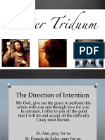 The Sacred Triduum 2014 (1)