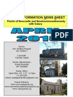 Parish News April 2018