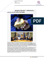 """""""No discrimination Marche"""":istituzioni e media alleati nella battaglia - Il Redattore Sociale.it, 23 marzo 2018"""