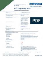 Cerita Depilatory Wax