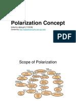 Polarization Concept