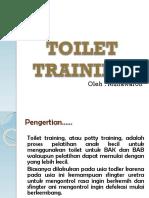 24406186 Ppt Toilet Training