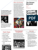 chicano movement pamphlet