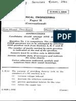 UPSC IES 2011 Electrical Engg Paper 2 Descriptive (Conventional) type Question Paper.pdf