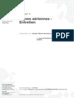 Lignes Aériennes _ Entretien