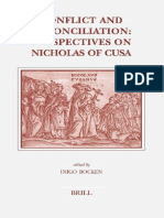 BOCKEN [ed] ¢ Conflict and reconciliation. Perspectives on Nicholas of Cusa
